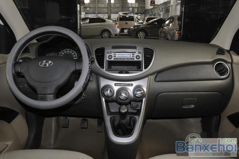 Cần bán xe Hyundai i10 1.1MT đời 2012, màu trắng-30