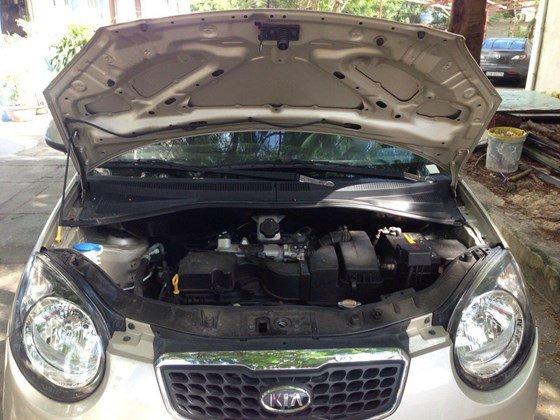 Bán ô tô Kia Morning Sport đời 2011, màu kem (be), nhập khẩu nguyên chiếc, chính chủ, 325tr-1
