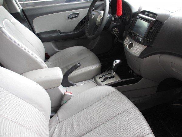 Hyundai Avante 1.6AT, mầu trắng, đời 2012 - 528 triệu-4