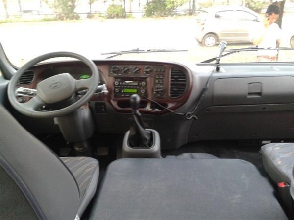 Cần bán xe Hyundai County đời 2015, màu đỏ, nhập khẩu nguyên chiếc-3