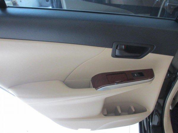 Bán Toyota Camry 2.5G sản xuất 2012, màu đen, chính chủ-7