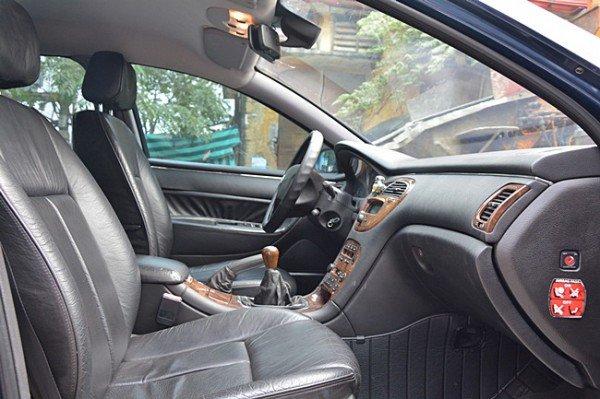 Cần bán Peugeot 607 đời 2002, nhập khẩu nguyên chiếc, giá 370tr-7