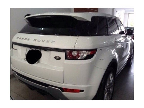Cần bán lại xe LandRover Range Rover đời 2012, màu trắng, nhập khẩu chính hãng-1