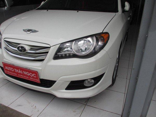 Hyundai Avante 1.6AT, mầu trắng, đời 2012 - 528 triệu-0