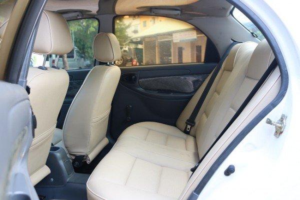 Xe Daewoo Lanos đời 2005, màu trắng, chính chủ, giá 175tr-4