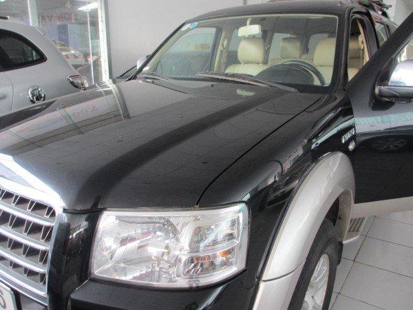 Cần bán lại xe Ford Everest đời 2008, màu đen, chính chủ, giá 510tr-0