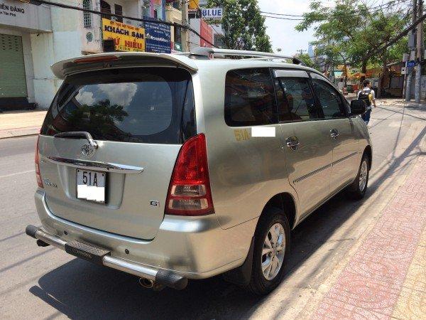 Bán ô tô Toyota Innova sản xuất 2007, màu bạc, giá tốt-2