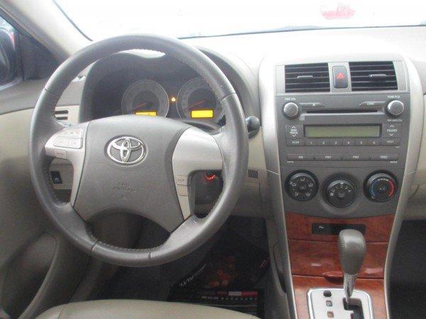 Auto Thái Ngọc cần bán xe Toyota Corolla đời 2008, màu bạc, chính chủ, 595 triệu-3