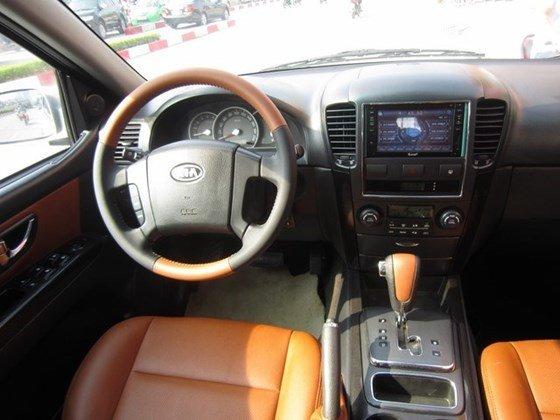 Bán xe Kia Sorento đời 2008, màu bạc, nhập khẩu Hàn Quốc, số tự động, giá 535tr-7