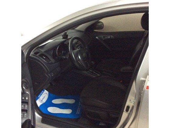 Cần bán xe Kia Forte đời 2009, màu bạc, xe nhập, chính chủ -5