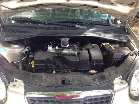 Bán ô tô Kia Morning Sport đời 2011, màu kem (be), nhập khẩu nguyên chiếc, chính chủ, 325tr-7