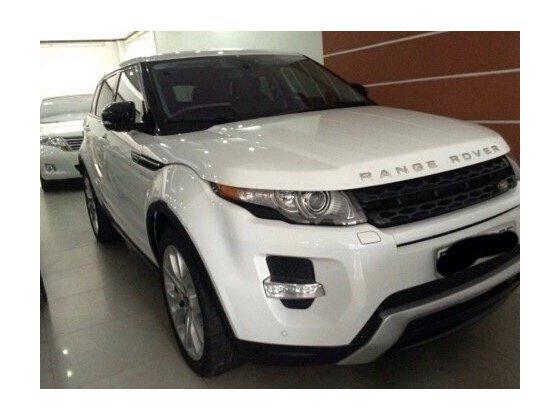 Cần bán lại xe LandRover Range Rover đời 2012, màu trắng, nhập khẩu chính hãng-0