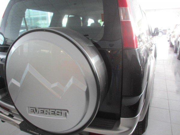 Cần bán lại xe Ford Everest đời 2008, màu đen, chính chủ, giá 510tr-6