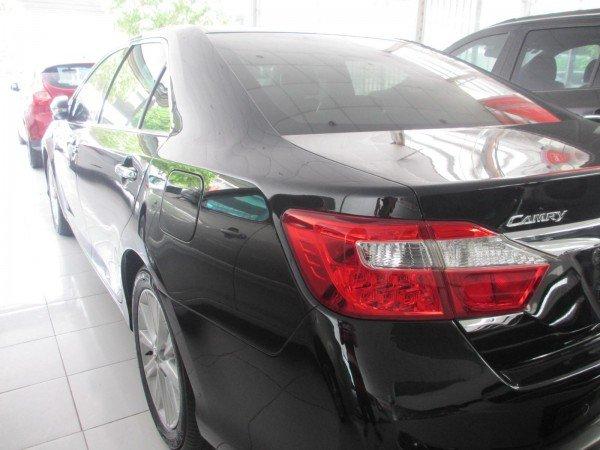 Toyota Camry Toyota Camry 2.5Q, SX 2013, mầu đen - 1 tỷ 180 triệu-1