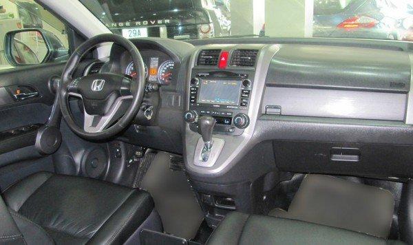 Cần bán xe Honda CR V đời 2009, màu xám-4