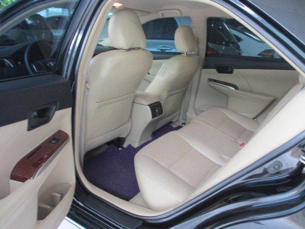 Bán Toyota Camry 2.5G sản xuất 2012, màu đen, chính chủ-6