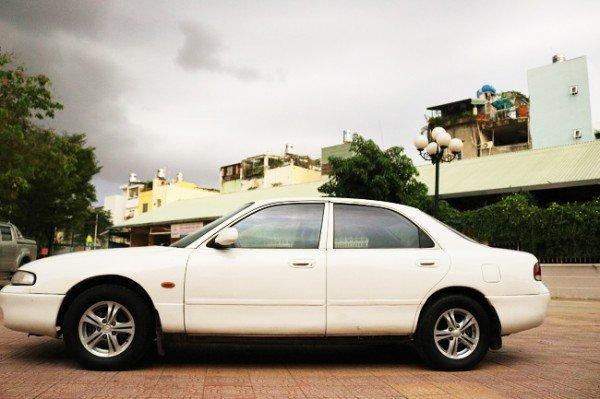 Mazda 626 1.8L 1995 - 155 triệu-1