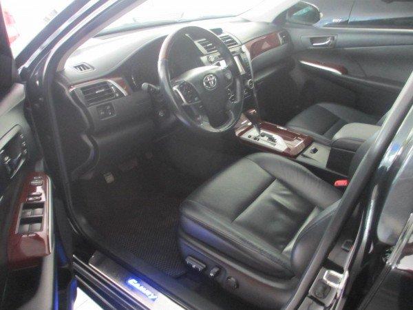 Toyota Camry Toyota Camry 2.5Q, SX 2013, mầu đen - 1 tỷ 180 triệu-4