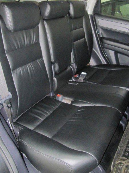 Cần bán xe Honda CR V đời 2009, màu xám-5