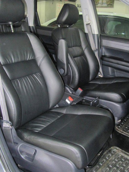 Cần bán xe Honda CR V đời 2009, màu xám-7
