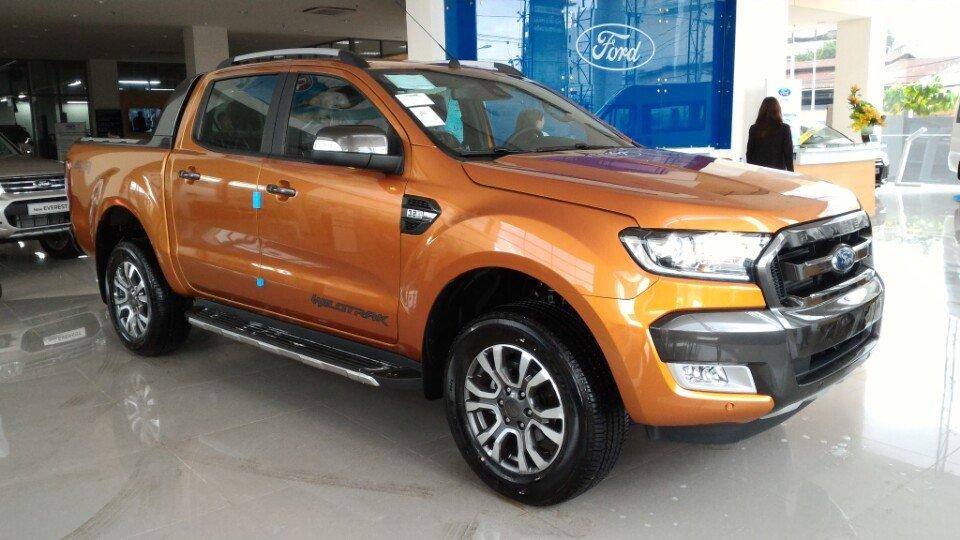 Bán Ford Ranger sản xuất 2015, xe nhập, giá chỉ 859 triệu-0