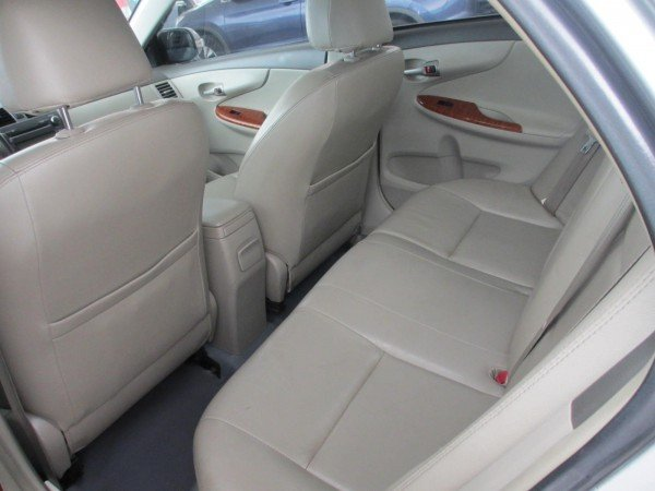 Auto Thái Ngọc cần bán xe Toyota Corolla đời 2008, màu bạc, chính chủ, 595 triệu-5
