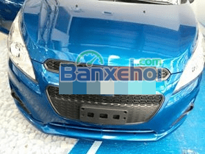 Bán xe Chevrolet Spark LS số sàn 2015-9