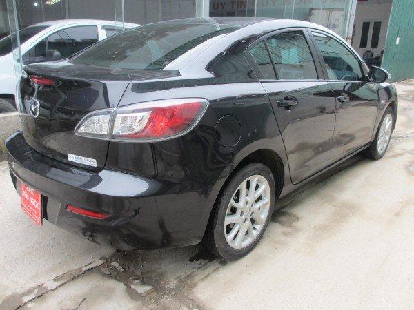 Mazda 3 Mazda 3S 1.6 AT, màu đen, đời 2014 - 680 triệu-1
