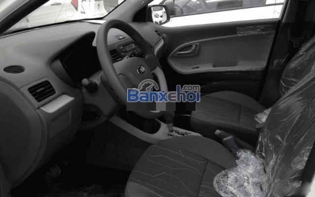 Cần bán xe Kia Morning đời 2015, màu trắng-4