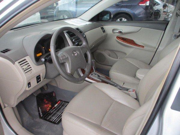 Auto Thái Ngọc cần bán xe Toyota Corolla đời 2008, màu bạc, chính chủ, 595 triệu-4