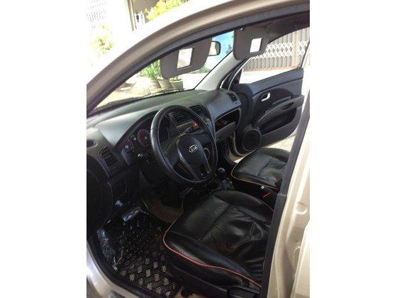 Bán ô tô Kia Morning Sport đời 2011, màu kem (be), nhập khẩu nguyên chiếc, chính chủ, 325tr-6