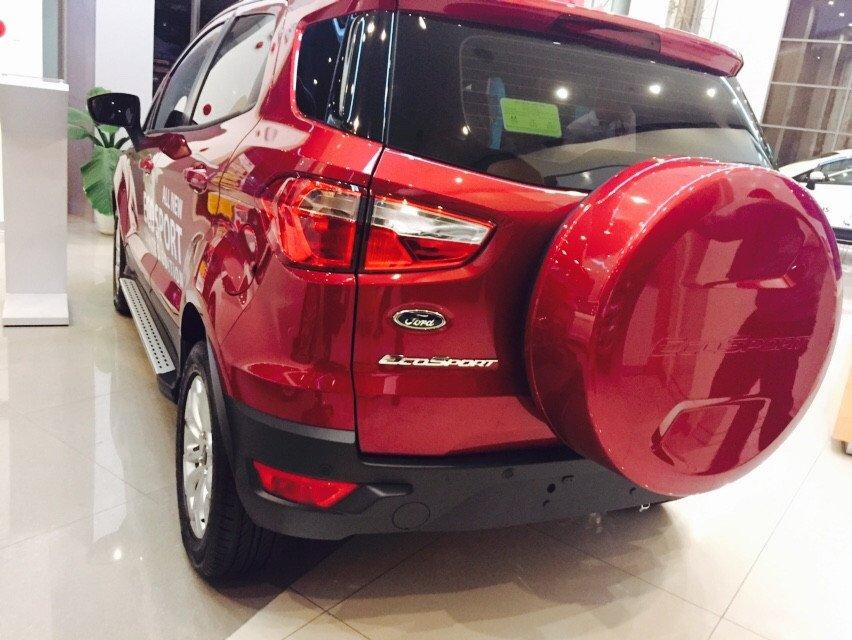 Bán Ford EcoSport đời 2015, nhập khẩu chính hãng, giá chỉ 645 triệu-4