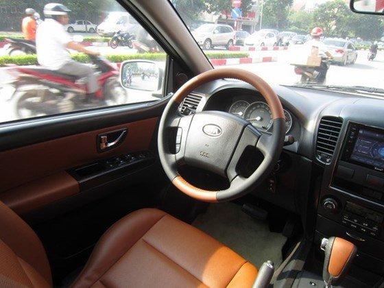 Bán xe Kia Sorento đời 2008, màu bạc, nhập khẩu Hàn Quốc, số tự động, giá 535tr-5