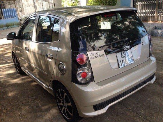 Bán ô tô Kia Morning Sport đời 2011, màu kem (be), nhập khẩu nguyên chiếc, chính chủ, 325tr-8