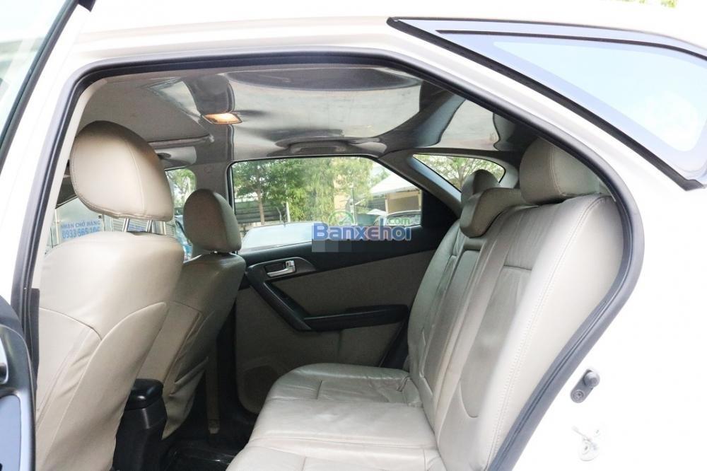 Cần bán Kia Cerato năm 2011, màu trắng, nhập khẩu chính hãng, số tự động, giá tốt-2