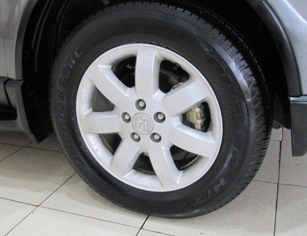 Cần bán xe Honda CR V đời 2009, màu xám-3