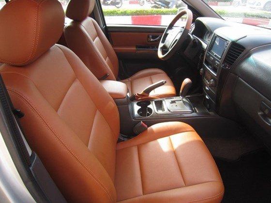 Bán xe Kia Sorento đời 2008, màu bạc, nhập khẩu Hàn Quốc, số tự động, giá 535tr-2