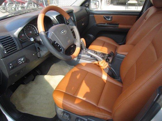 Bán xe Kia Sorento đời 2008, màu bạc, nhập khẩu Hàn Quốc, số tự động, giá 535tr-4