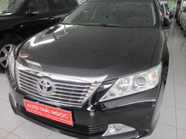 Toyota Camry Toyota Camry 2.5Q, SX 2013, mầu đen - 1 tỷ 180 triệu-0