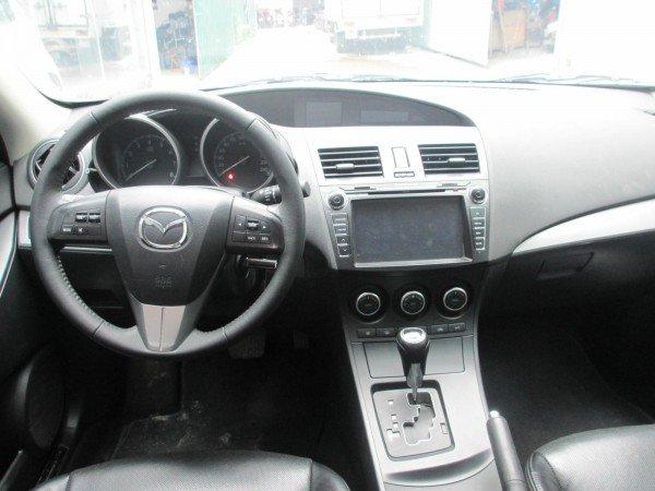 Mazda 3 Mazda 3S 1.6 AT, màu đen, đời 2014 - 680 triệu-4