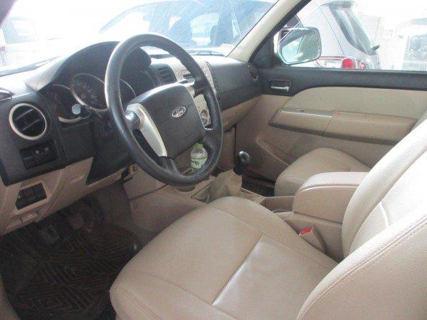 Cần bán lại xe Ford Everest đời 2008, màu đen, chính chủ, giá 510tr-1
