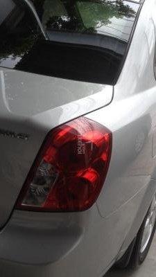 Bán Chevrolet Lacetti sản xuất 2013, màu bạc - 396 triệu-1