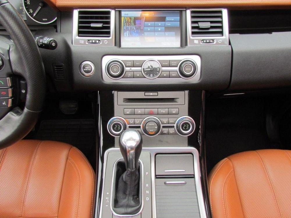 Cần bán xe LandRover Range rover đời 2011, màu trắng, nhập khẩu nguyên chiếc-7