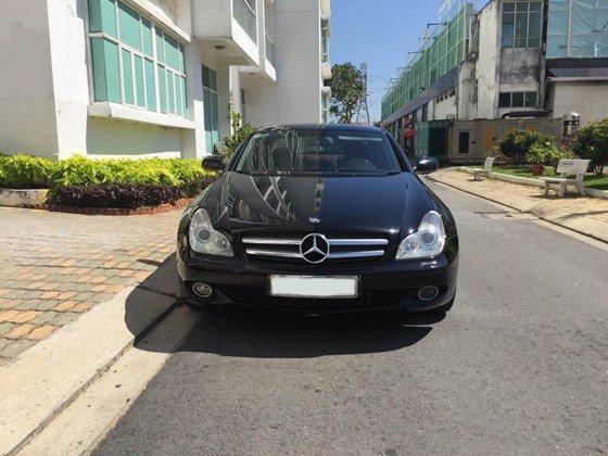 Bán ô tô Mercedes CLS350 2008, màu đen, nhập khẩu, xe gia đình-2