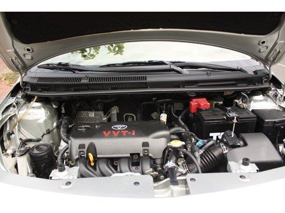 Cần bán Toyota Vios đời 2008, nhập khẩu chính hãng, chính chủ-4