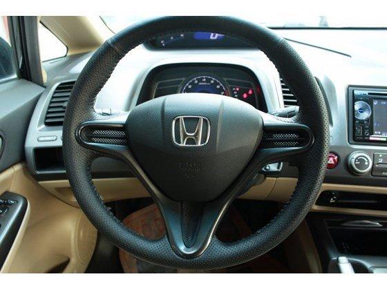 Bán xe Honda Civic năm 2008, màu đen, nhập khẩu nguyên chiếc, số tự động, 500 triệu-5