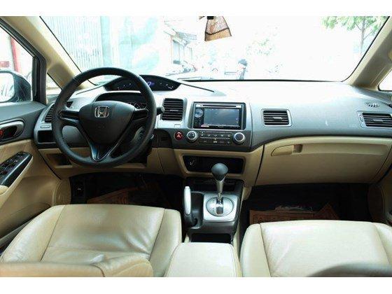 Bán xe Honda Civic năm 2008, màu đen, nhập khẩu nguyên chiếc, số tự động, 500 triệu-2