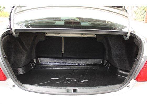 Cần bán Toyota Vios đời 2008, nhập khẩu chính hãng, chính chủ-8