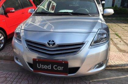 Cần bán Toyota Vios 2013, màu bạc, số sàn, 540 triệu-0