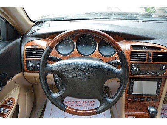 Bán xe Daewoo Magnus đời 2004, màu đen, nhập khẩu chính hãng, số tự động  -3